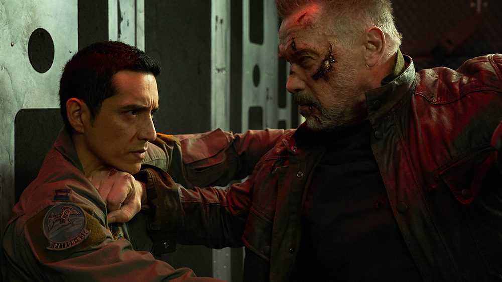 WIN! Terminator: Dark Fate bioscoopkaarten