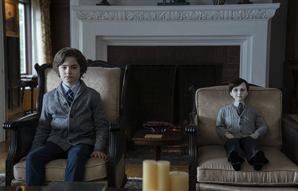 WIN! The Boy: Brahms' Curse  dvd of bluray