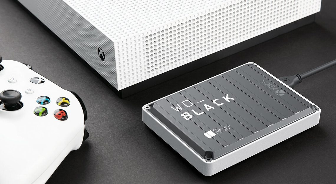 [Review] Xbox WD-Black P10