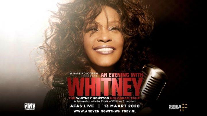 Kaartverkoop An Evening With Whitney in AFAS Live van start
