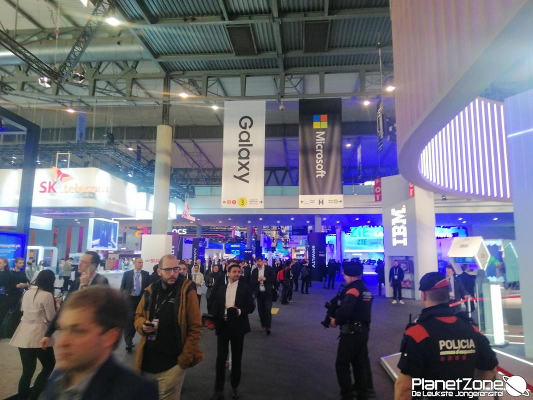 Mobile World Congress Barcelona gaat niet door wegens coronavirus