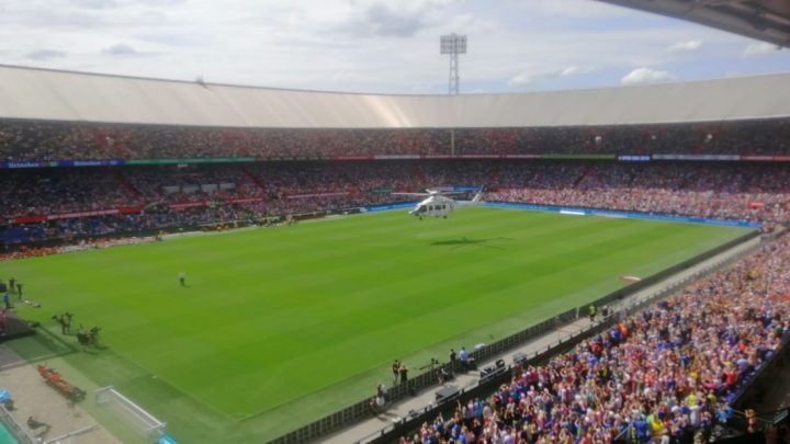 Foto's Feyenoord Rotterdam open dag 21 juli 2019