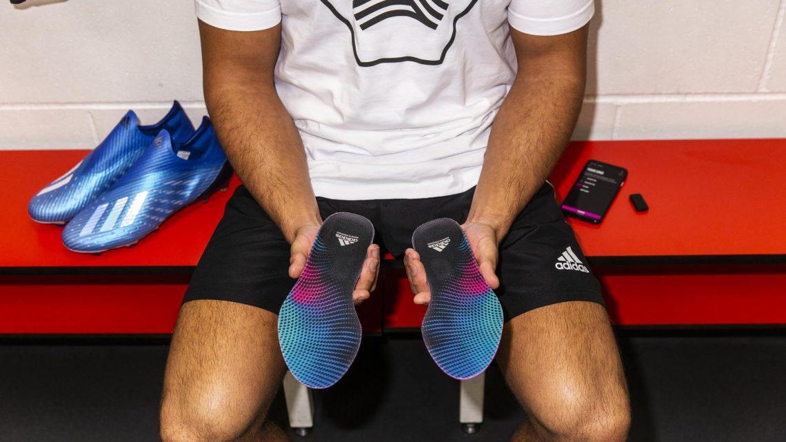 adidas GMR verbetert je FIFA Mobile prestaties door écht te voetballen