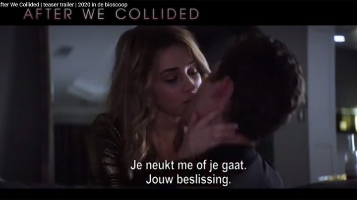 Sexy Valentijns teaser trailer voor After We Collided