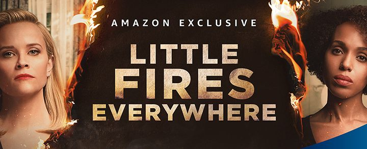 Prime Video; Little Fires Everywhere