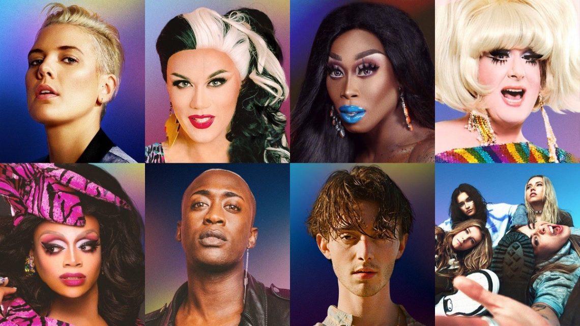 Amazon Prime Video kondigt virtueel 'Pride Inside' Festival aan om de pride maand te vieren en te eren.
