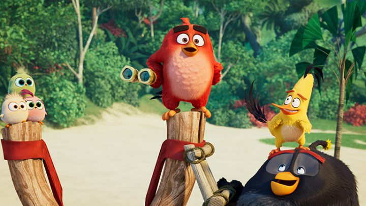 WIN! Angry Birds 2 DVD en Blurays