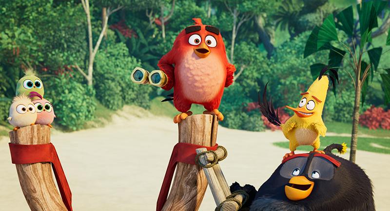 WIN! Angry Birds 2 DVD en Blurays