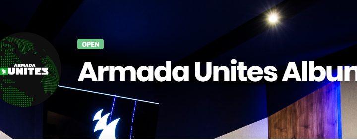 Armada roept talent op om deel uit te maken van nieuw album; Armada Unites