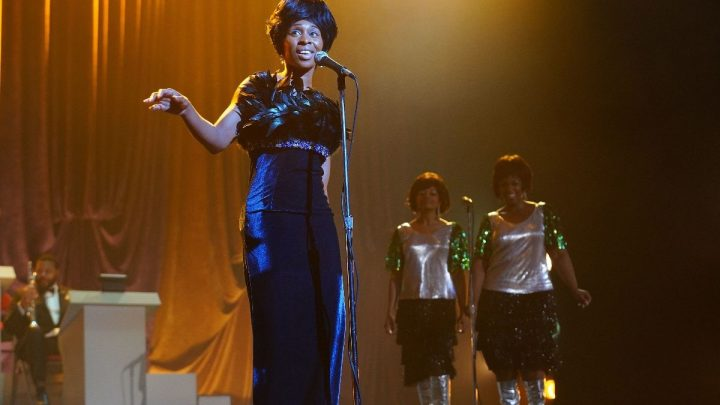 """Ontdek een nieuw beeld van Cynthia Erivo in """"GENIUS: ARETHA"""" ter ere van Aretha Franklin's verjaardag"""