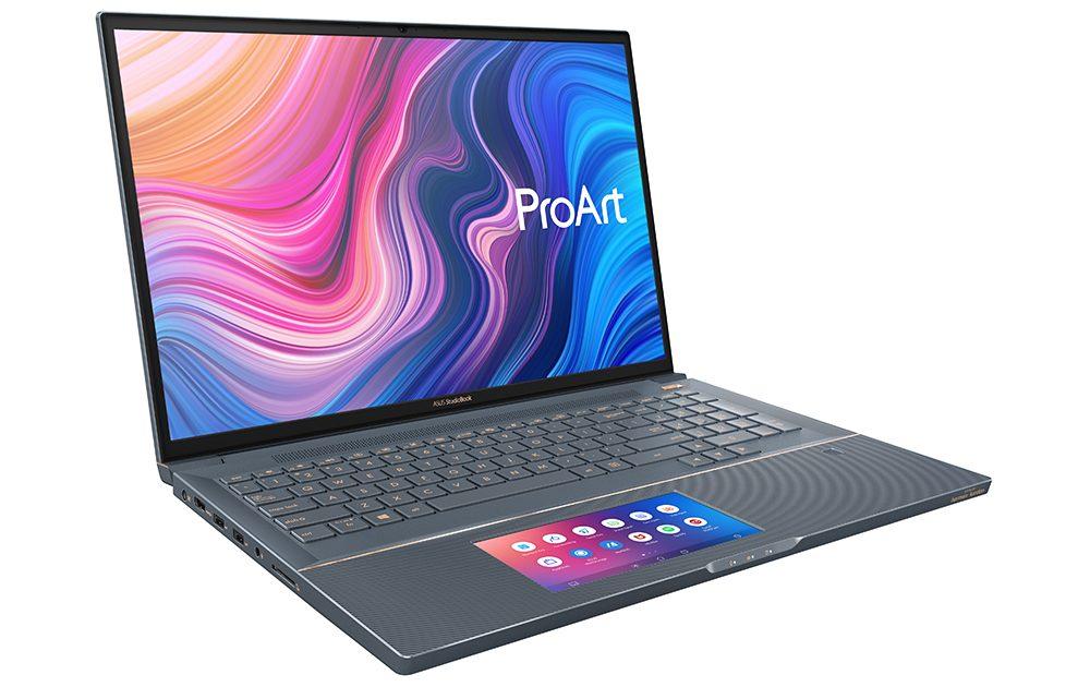 ASUS brengt ProArt StudioBook Pro X en Pro 17 uit