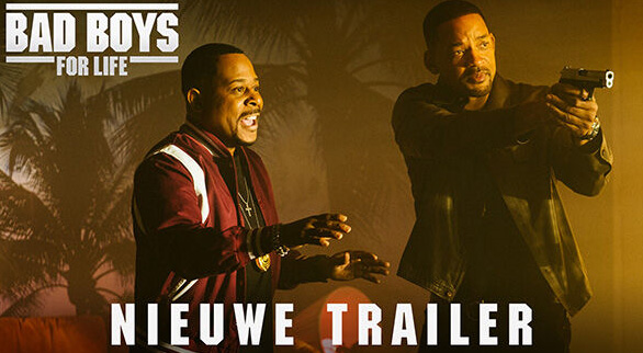 Nieuwe trailer Bad Boys For Life
