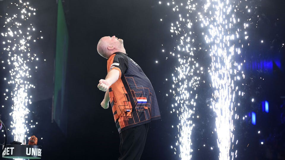 Triple dartsplezier bij RTL in december
