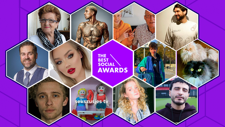 NikkieTutorials grote winnaar The Best Social Awards