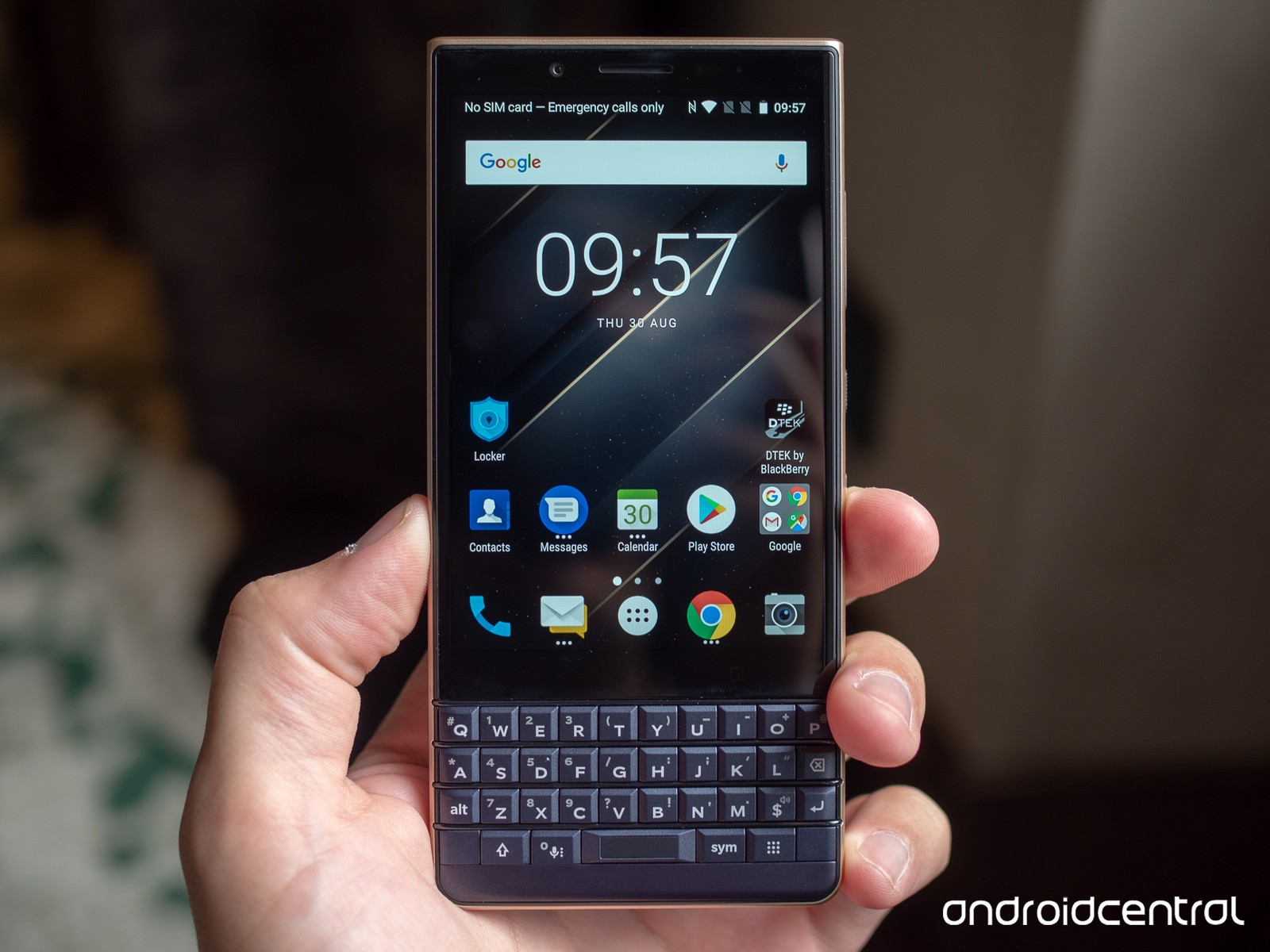 [REVIEW] Blackberry Key2 LE