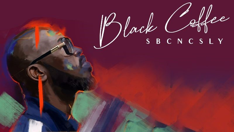 Black Coffee 21 mei in AFAS Live