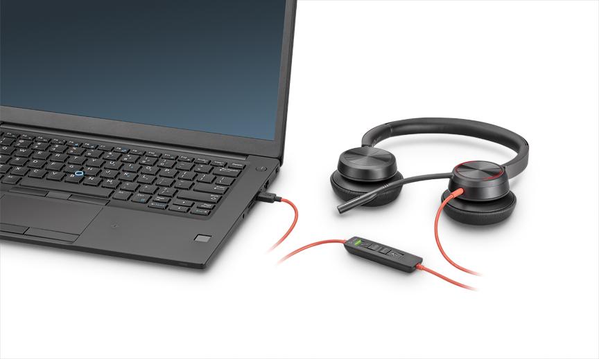 Poly introduceert Blackwire 8225 met geavanceerde hybride active noise-cancelling en acoustic fence-technologie