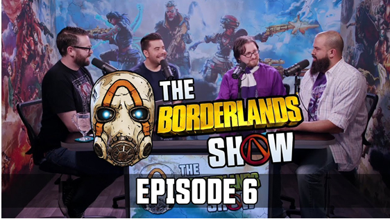 Zesde aflevering The Borderlands Show onthult Level Cap verhoging en Mayhem Mode 2.0 details voor Borderlands 3