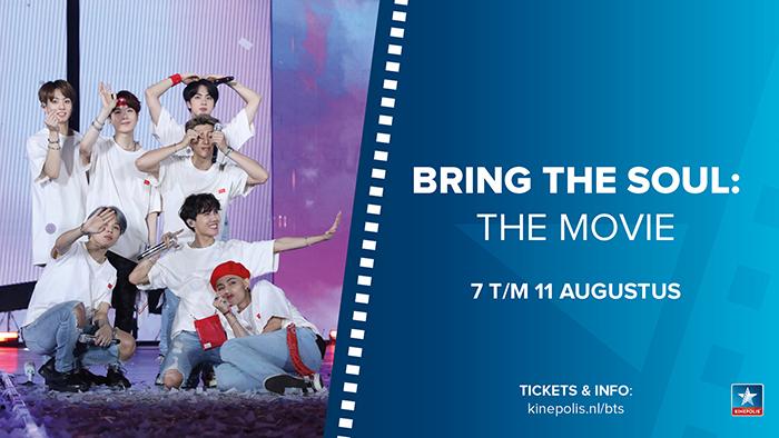 K-popsensatie BTS vanaf morgen in select aantal Kinepolis-bioscopen