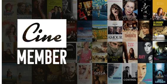 Video on demand-platform CineMember breidt uit met huur- en koopfilms