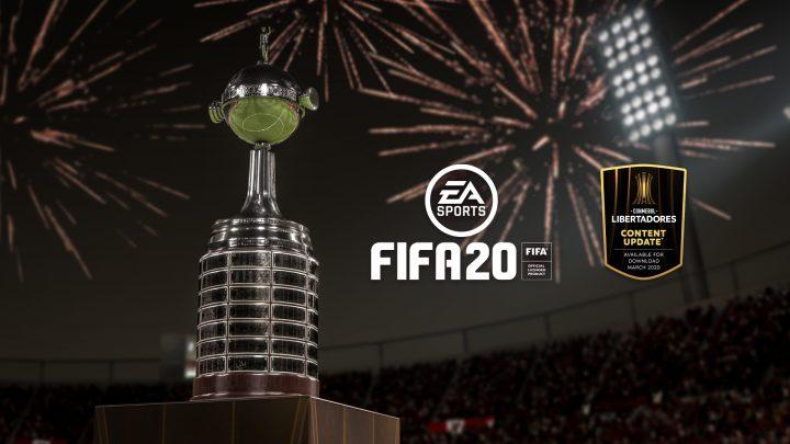 EA kondigt Copa Libertadores aan voor EA SPORTS™ FIFA 20