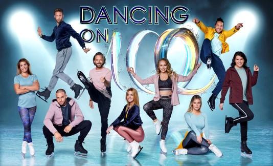 Dancing on Ice live op TV