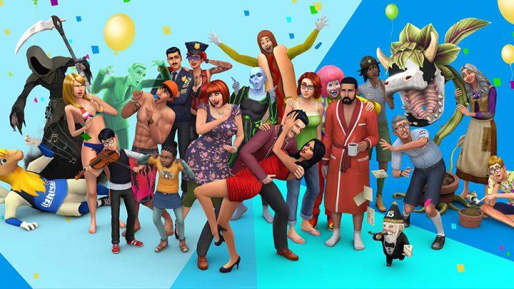 De Sims vieren hun 20e verjaardag