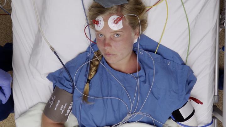 Shocktherapie als laatste redmiddel tegen depressie in nieuwe docu Jessica Villerius