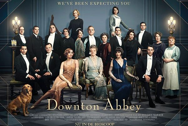 Downton Abbey nr. 1 film in Amerika