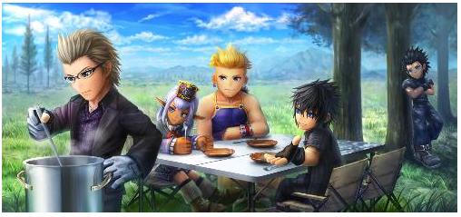 Dissifia Final Fantasy Opera Omnia viert tweede verjaardag