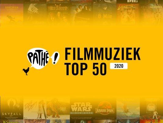 Pirates of the Caribbean theme song van Hans Zimmer nummer 1 Pathé Top 50 Filmmuziek