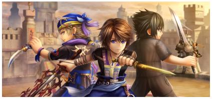 Square Enix viert de herfst met vele Dissidia Final Fantasy Opera Omnia ingame acties