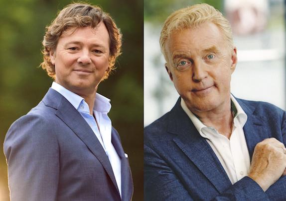 Frits Sissing en André van Duin presenteren speciale jubileumavond van Nederland staat op tegen kanker