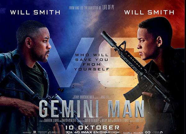Gemini Man te zien in 3D+ in HFR | Nog nooit eerder vertoond in Nederlandse bioscopen