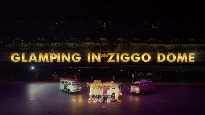 Slaap voor één nacht in de Ziggo Dome tijdens Chantals Pyjama Party