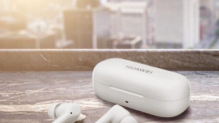 HUAWEI FreeBuds 3i: de nieuwste noise cancelling headphones met premium luisterervaring