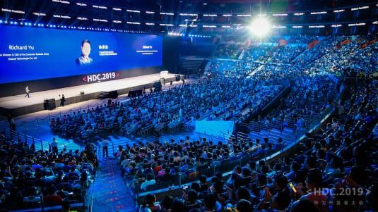 Huawei lanceert eigen operating system: HarmonyOS