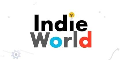 livestream nieuwe Indie World presentatie