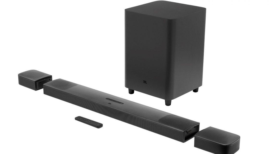 JBL introduceert eerste JBL Bar 9.1 True Wireless Surround Sound Soundbar met Dolby Atmos