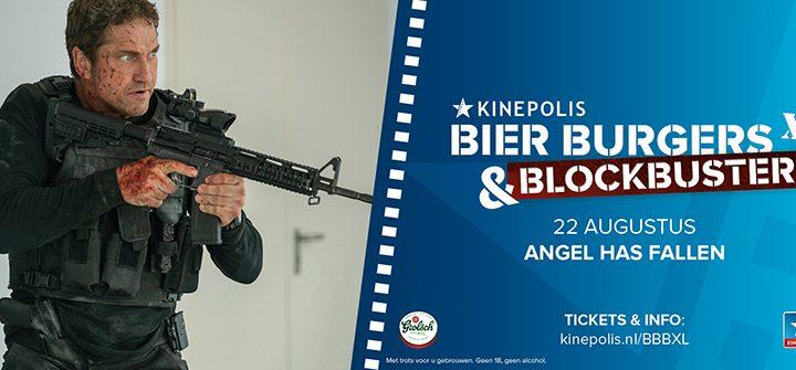 Kinepolis viert recordaantal bezoekers voor BBB Fast & Furious met speciale vertoningen van Angel Has Fallen en Rambo: Last Blood