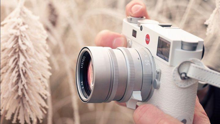 Leica introduceert de Leica M10-P White edition