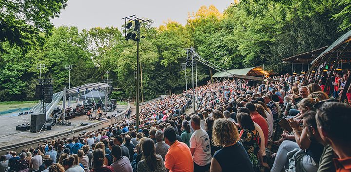 Suzan & Freek, The Slow Show en Wolter Kroes naar Live At Amsterdamse Bostheater 2020