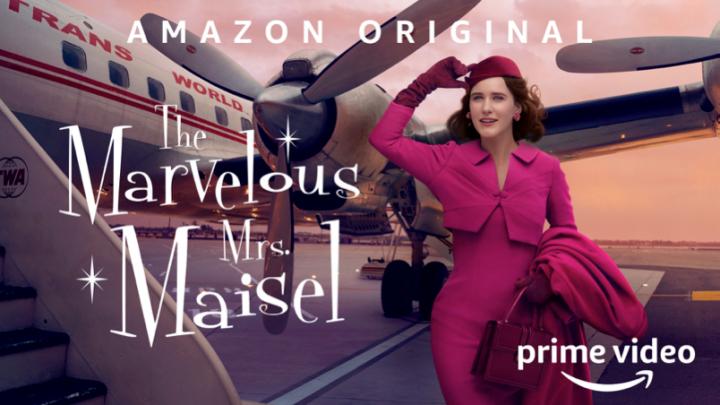 The Marvelous mrs. Maisel seizoen 3 is vandaag beschikbaar op Prime Video