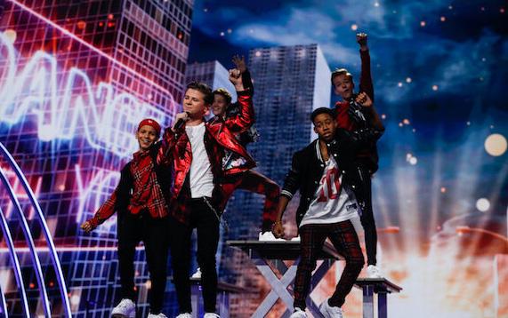 Matheu vierde op Junior Eurovisie Songfestival