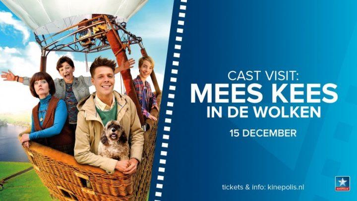 Ontmoet de cast van 'Mees Kees In De Wolken' bij Kinepolis Jaarbeurs Utrecht