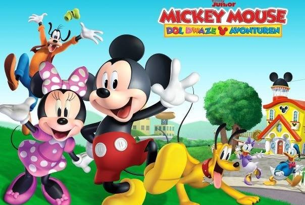 Disney Junior pakt uit met Mickey Mouse Dol Dwaze Avonturen
