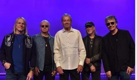 Deep Purple op 28 oktober naar de Ziggo Dome