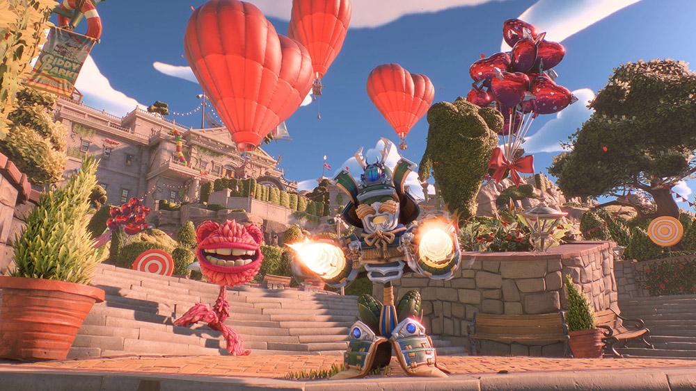 Romantisch in-game festival en nieuw personage in PvZ: De strijd om Neighborville