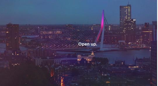 Slogan Eurovisie Songfestival 2020 is 'Open Up'