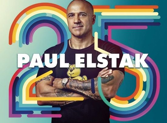 WIN! The Best Of Paul Elstak  – 25 Years